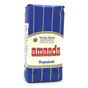 Amanda Despalada Yerba Mate (no stems) 500 g (1.1 lbs)
