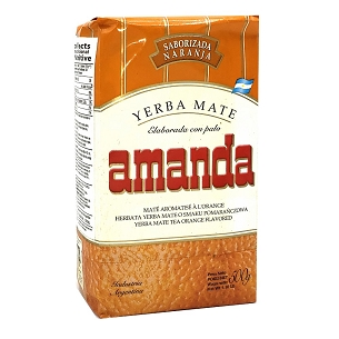 Amanda Orange Yerba Mate 500g (1.1lbs)