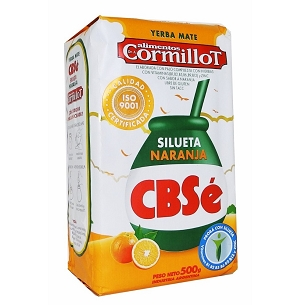 Sample CBSe Silueta Orange (Slimming)  90g