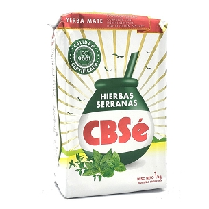 Sample CBSe Hierbas Serranas  90 g