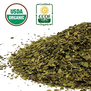 Sample Green Organic Yerba Mate (Pure Leaf) 90 g