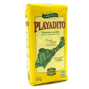 Sample Playadito Yerba Mate 90 g