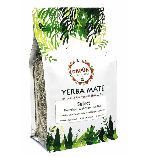 Select Organic Yerba Mate 14 oz (400 g)