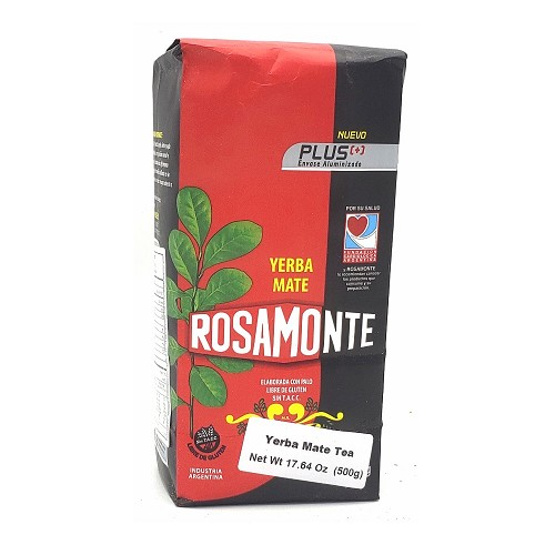 Sample Rosamonte Traditional Yerba Mate  90 g